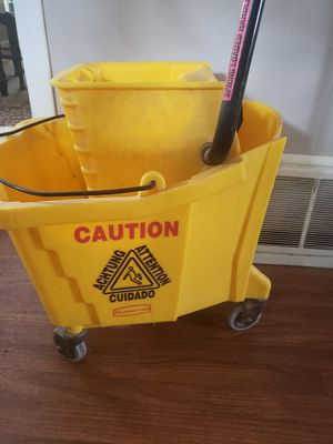 Commercial mop bucket for Sale in Cleveland, OH