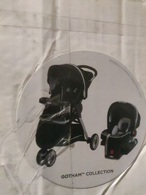 GRACO STROLLER AND CAR SEAT for Sale in Los Angeles, CA