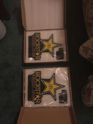 Brand new Rockstar bar light / barber shop light for Sale in Montrose, CO