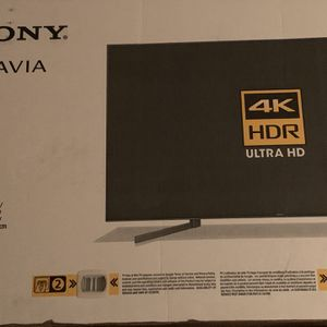 55 Inch Sony TV X950G 4K LED UNOPENED for Sale in Hobart, IN