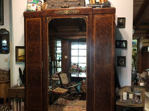 Huge Antique French Knockdown Armoire for Sale in Lake View Terrace, CA