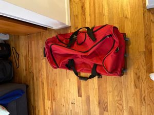 Huge duffle suitcase bag $25 for Sale in New York, NY