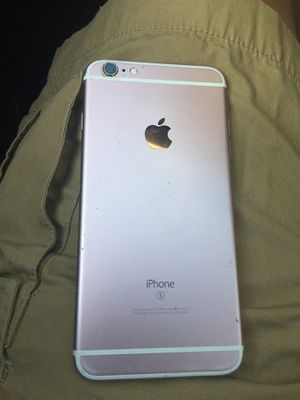 iPhone 6s Plus unlocked for Sale in Cleveland, OH
