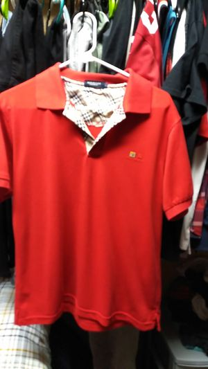 Burberry polo size small real Burberry for Sale in Stockton, CA