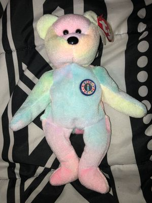 B.B. Bear (birthday) Beanie Baby - MAKE ME AN OFFER for Sale in Boring, OR