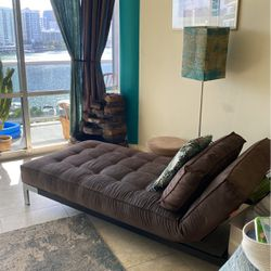 Futon Sofa Bed Italian Design for Sale in Miami,  FL