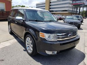 2010 FORD FLEX LIMITED CROSSOVER BLACK for Sale in Houston, TX