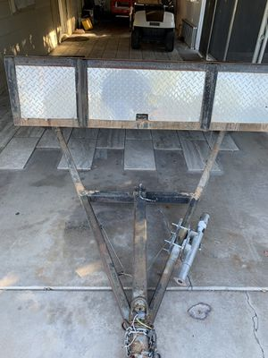 2000 trailer 51/2 x10 for Sale in Phoenix, AZ