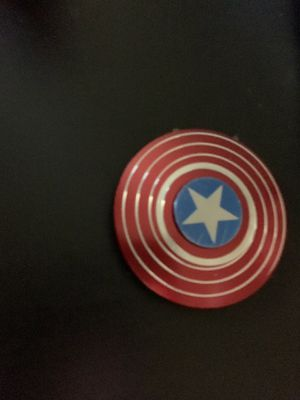 Captain America Fidget Spinner for Sale in Sacramento, CA