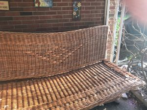 Outside Wicker Lounge patio furniture for Sale in Parma, OH