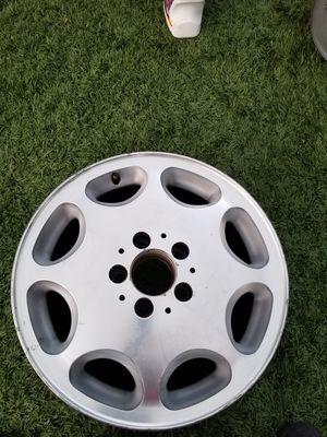 "Mercedes benz oem 16""rim wheel 5 lugs 5x112 for Sale in E RNCHO DMNGZ, CA"