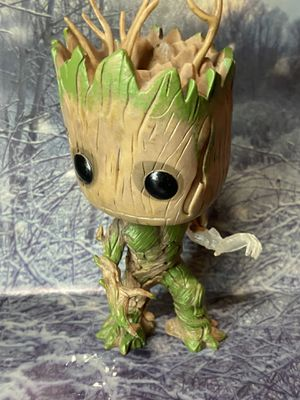 Funko pop Groot Bobblehead toy figure. for Sale in Bellflower, CA