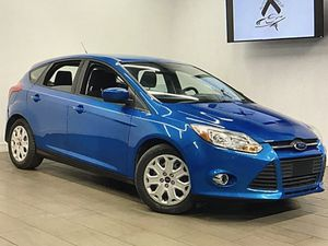 2012 Ford Focus SE Hatchback - Low Miles - Clean Title for Sale in Houston, TX