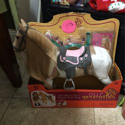 Our Generation Palomino Paint Horse for Sale in Miami,  FL