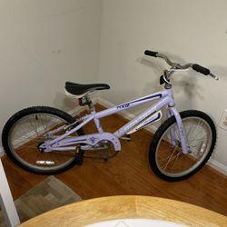 "Kids Bicycle Novara Single Speed Mountain Bike Lavender Color 25"" for Sale in Cockeysville,  MD"