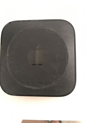 Apple TV 3rd generation fully functional perfect for streaming for Sale in Miami Beach, FL