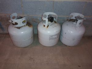 Empty propane tanks for Sale in Durham, NC