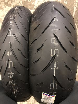 Dunlop GPR 300 motorcycle tires for Sale in Brooklyn, NY