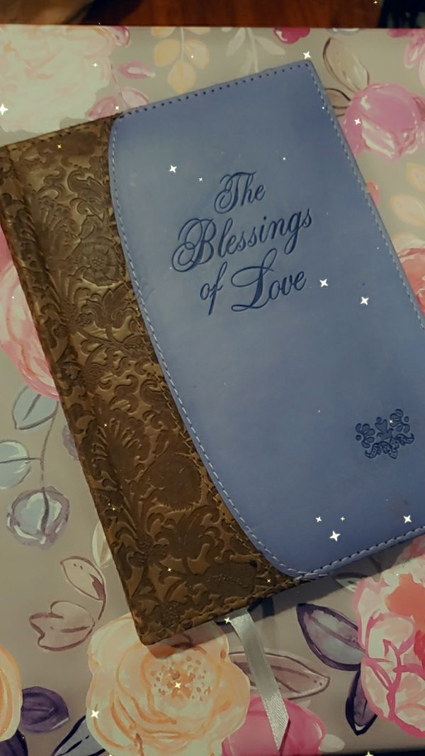The blessings of love book