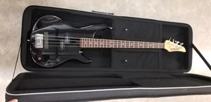 Yamaha RBX 250 bass guitar and new road runner hard case for Sale for sale  Lake Grove, OR