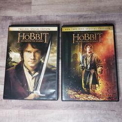 Hobbit DVD (2 DISC SPECIAL FEATURES) for Sale in Elk Grove,  CA