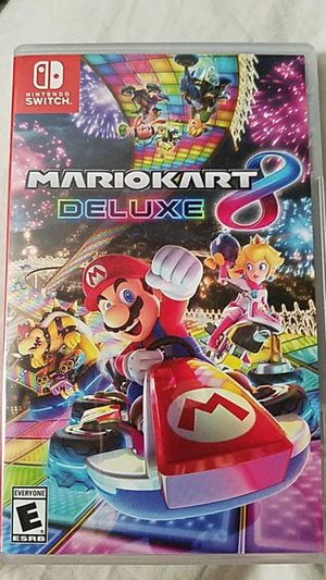 Mario Kart 8 Deluxe for Nintendo Switch - Monthly Rental for Sale in San Francisco, CA
