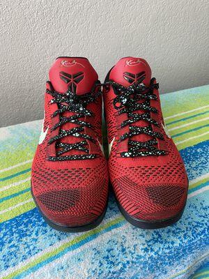 Kobe 9 Crimson Red sz 12 for Sale in Los Angeles, CA
