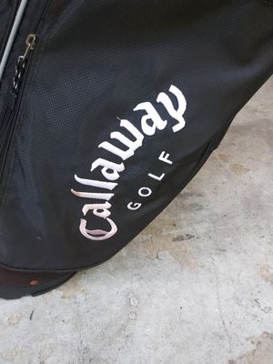 CALLOWAY GOLF BAG WITH NICE CLUBS for Sale in Tampa, FL
