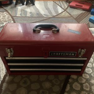 Craftsman Toolbox And ALL Tools for Sale in Hanover, NJ