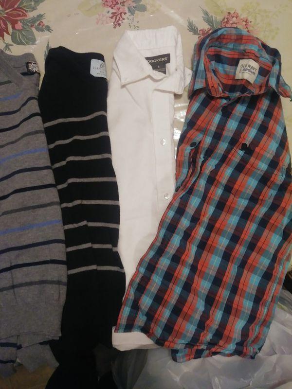 Boys long sleeves