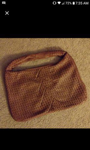"""~NEW HUGE Brn Basketweave Hobo Bag~ ~~ 20""""(L) x 14""""(H) x 3""""(W) ~~ for Sale in Sicklerville, NJ"""