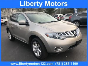 2010 Nissan Murano for Sale in Hanson, MA