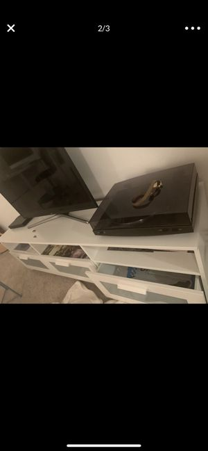 Bed Frame, Shelf, Tv Stand & Desk for Sale in San Diego, CA
