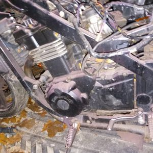 KAWASAKI NINJA EX500D -- FOR PARTS ONLY for Sale in Gaston, SC