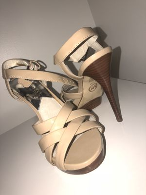 4 pairs of gently used Michael Kors shoes size 5.5 for Sale in Portland, OR