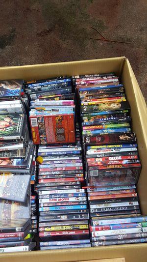 Huge box of DVDs for Sale in Powdersville, SC