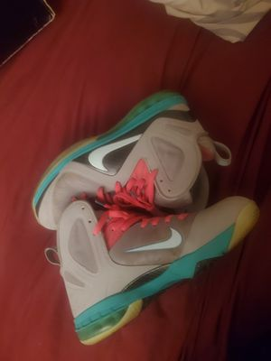 Lebron 9 PE south beach for Sale in Chino, CA