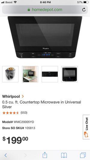 Whirlpool mini microwave for Sale in Orlando, FL
