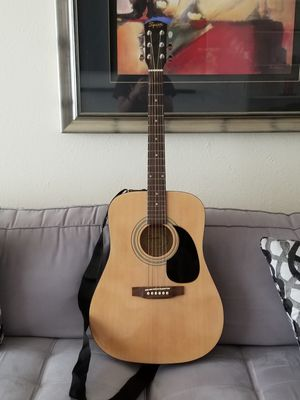 Guitar and Bag for Sale in Dallas, TX