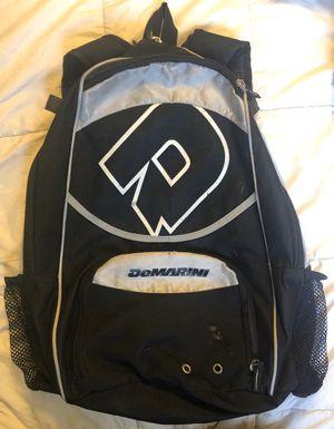DeMarini Baseball / Softball Backpack for Sale in Hacienda Heights, CA