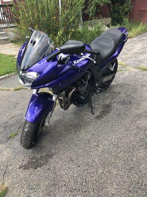 Motorcycle Kawasaki for Sale in North Smithfield, RI
