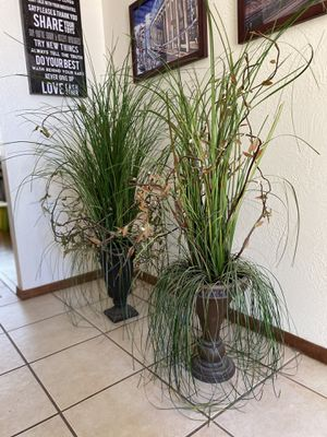 Fake potted plants 4ft foliage for Sale in Phoenix, AZ