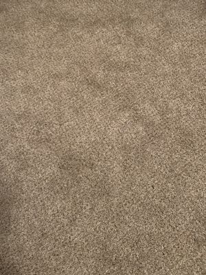 Beige carpet and underlay. Enough for 10' x 10' room for Sale in Columbia, SC