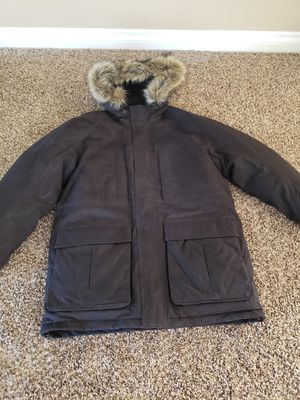 Mens Eddie Bauer Parka Size Medium for Sale in Las Vegas, NV