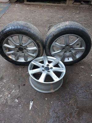 215/50R17 Acura rims for Sale in Gaithersburg, MD