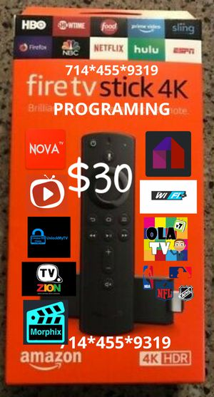 Amazon Fire TV Stick for Sale in Lawndale, CA