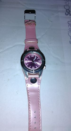 Pink~ Ladies Glow Watch w/Gift Bag for Sale in Eugene, OR