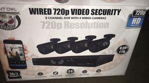 Night Owl wired 720p security cameras for Sale in Morrow, GA