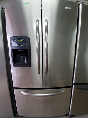 Stainless Steel Refrigerator : $499 for Sale in Miami, FL