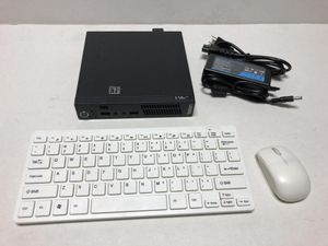 LENOVO Mini Desktop PC w/ Keyboard and Mouse for Sale in Round Rock, TX
